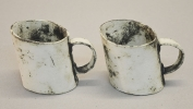 Two Slanting Mugs