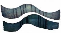 'Waves 1 & 2', 46 x 140cm, £1,650
